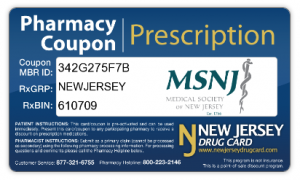 FREE Prescription Drug Card below and receive savings of up to 75%
