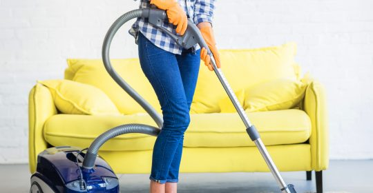 Spring Cleaning: Clear Your House and Your Nasal Passages