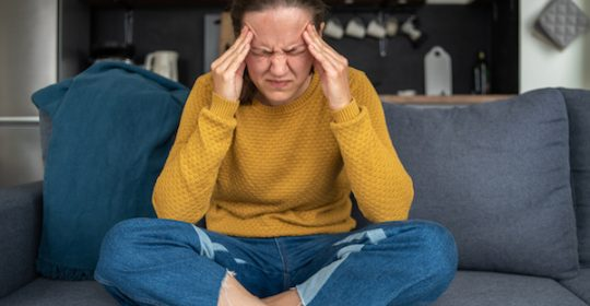 ARE ALLERGIES CAUSING YOUR HEADACHE?