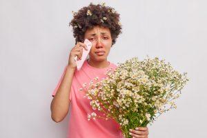 Reeling from Ragweed Allergy?