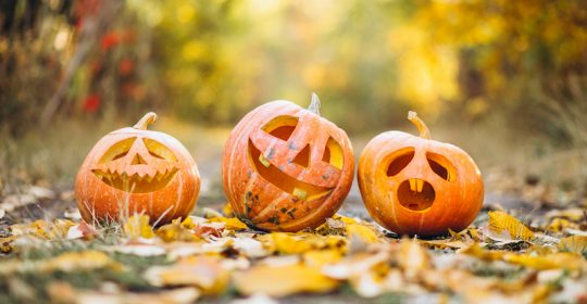 HALLOWEEN DOESN'T HAVE TO BE SCARY FOR PEOPLE WITH ALLERGIES & ASTHMA